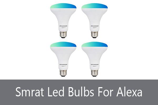 Best Smart Led Bulbs For Alexa in USA UK