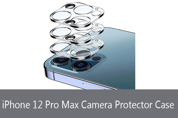 iPhone 12 Pro Max Camera Protector Case