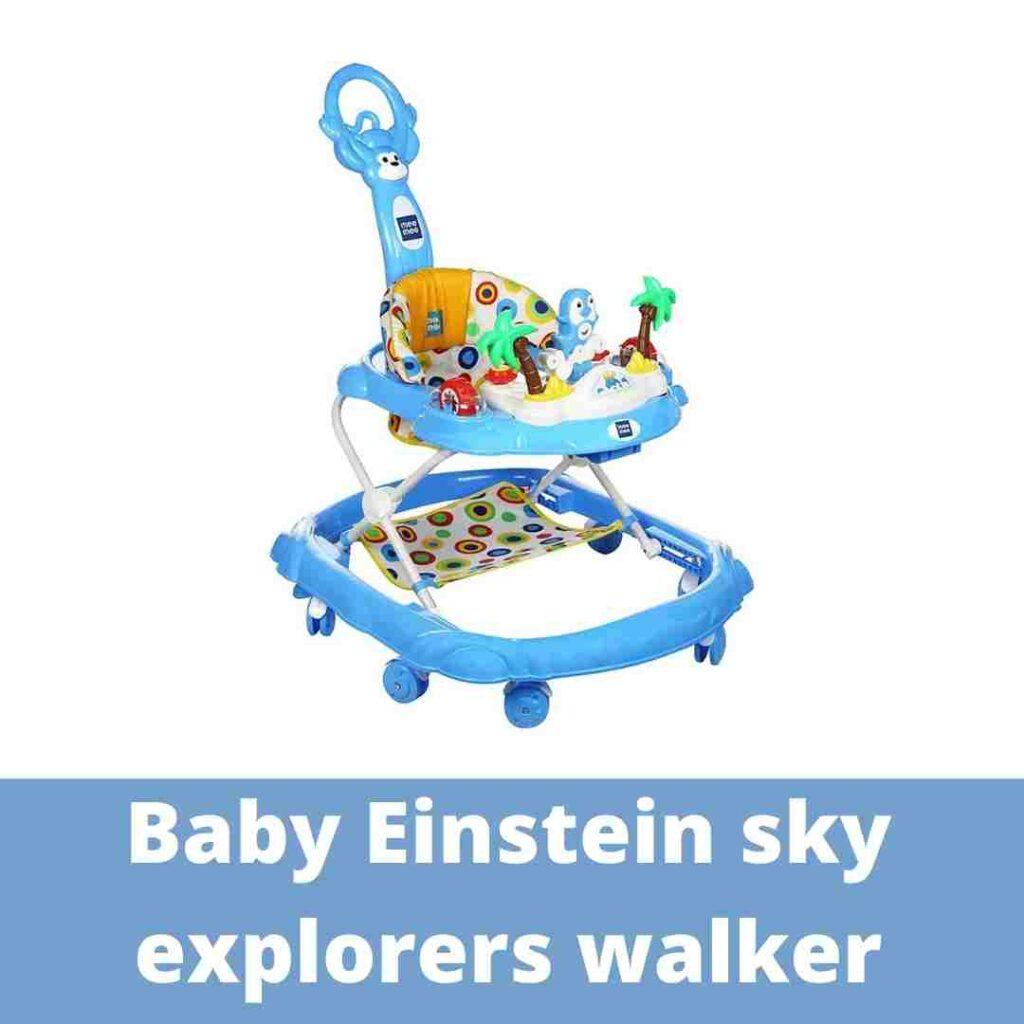Baby Einstein sky explorers walker 2021