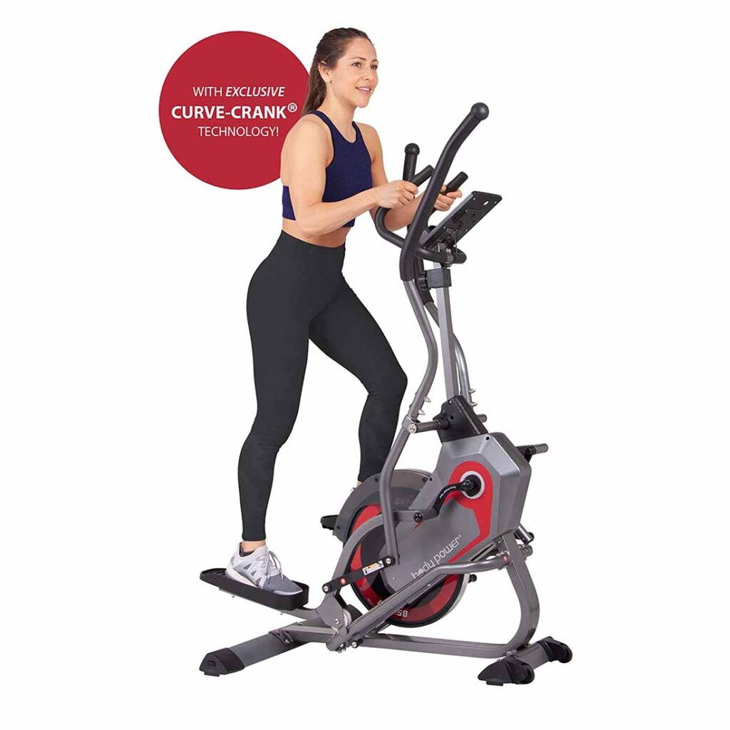 Best 2-in-1 Elliptical Stepper trainer review