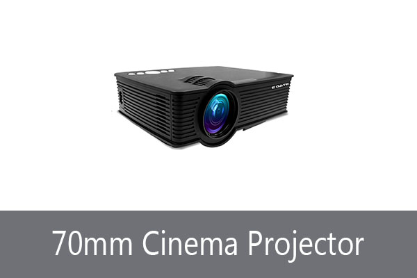 Best 70mm Cinema Projector Price in India