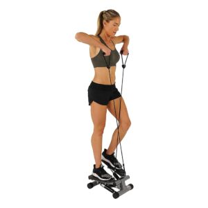 Best Mini Stepper with Resistance Bands