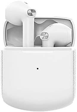 True Wireless Headphone,Bluetooth 5.0 Headset Wireless Earbuds, IPX5 Waterproof