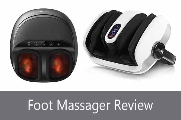 Best Top Cloud Shiatsu Foot Massager Review